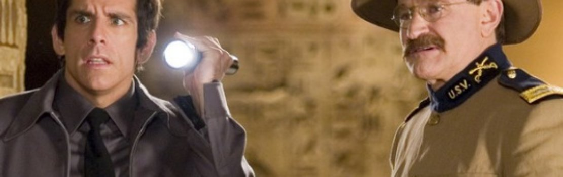 Trailer Debut – Night at the Museum: Secret of the Tomb