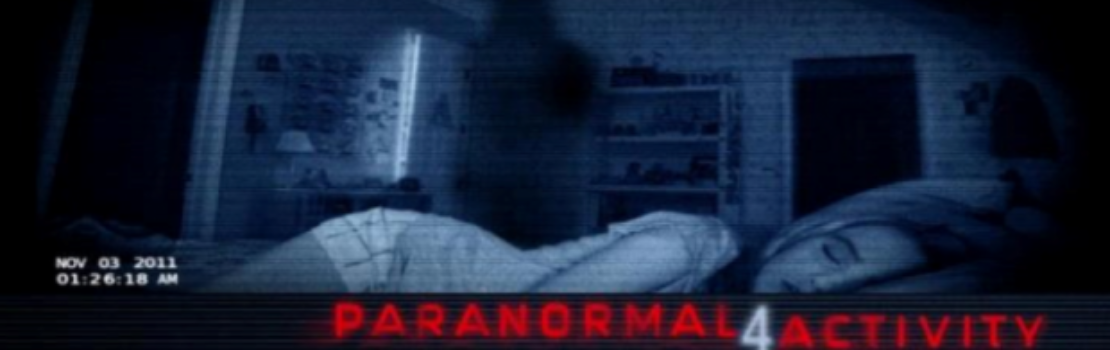 Exclusive Clip – Paranormal Activity 4