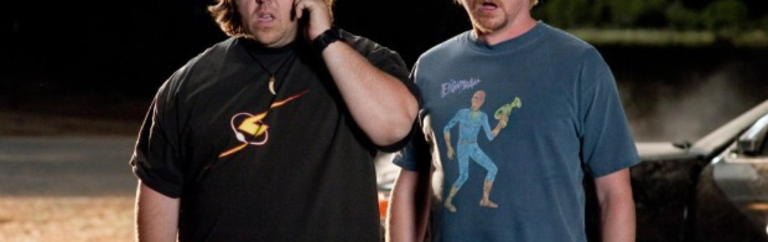 Simon Pegg and Nick Frost – Australian Tour
