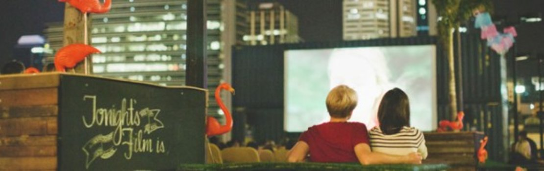 Rooftop Movies returns for Summer