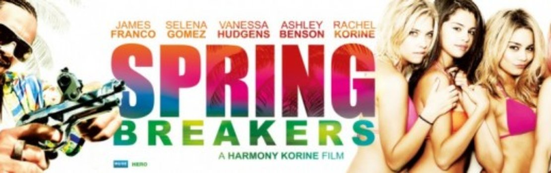 Spring Breakers Australian Release
