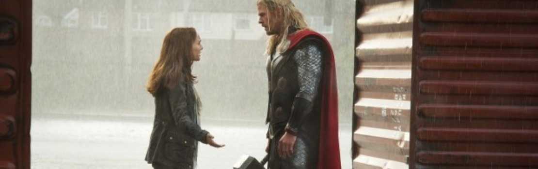 "Clip: Thor – The Dark World ""Where Were You"""