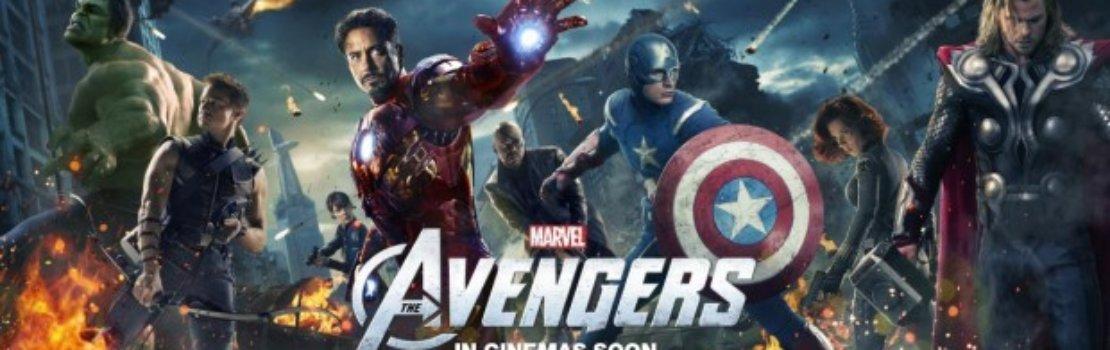 Avengers Gag Reel