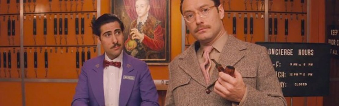 Check-in at The Grand Budapest Hotel