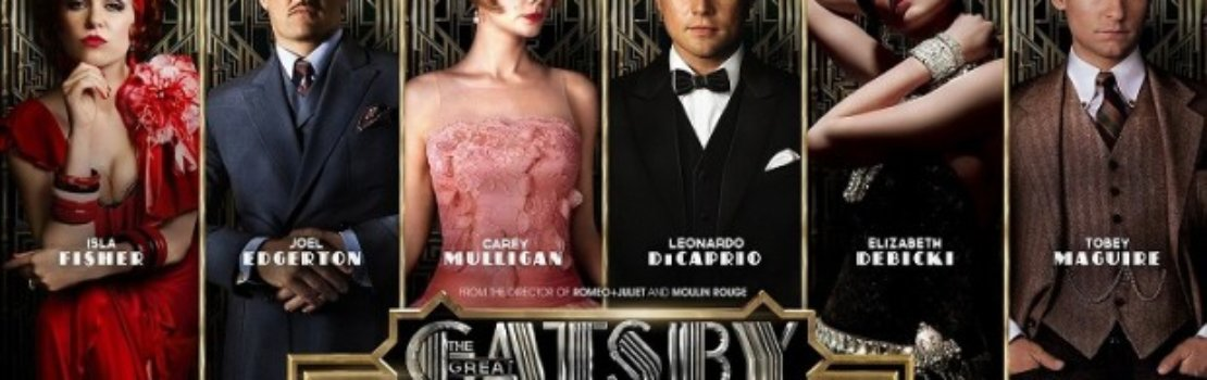 First Look – The Great Gatsby