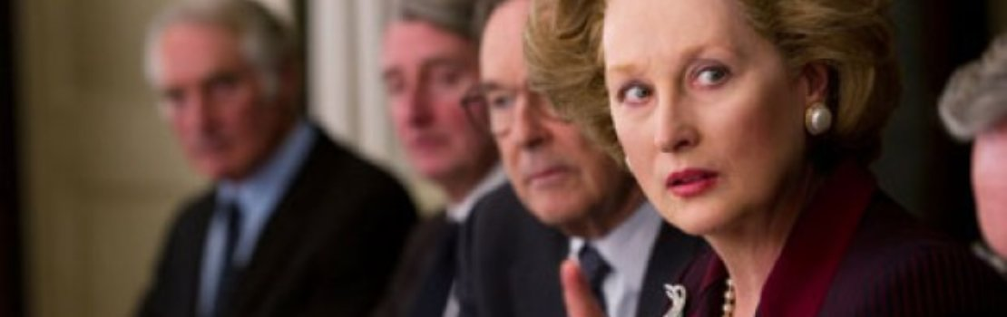 Meryl Proves Her Mettle In THE IRON LADY