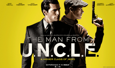 The Man from U.N.C.L.E. Review