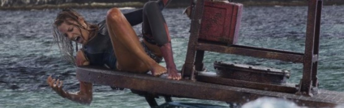Trailer Debut – Blake Lively in THE SHALLOWS