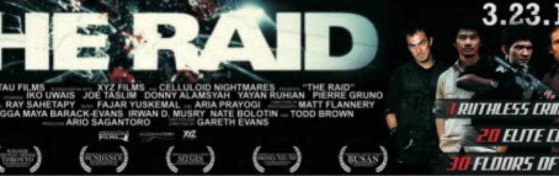AccessReel Reviews – The Raid