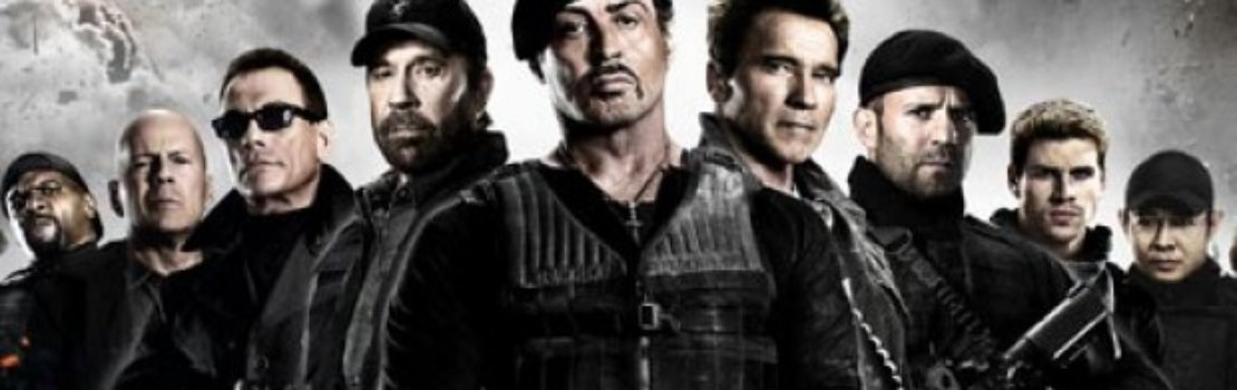 Harrison Ford Enters as Bruce Willis Exits Expendables 3!