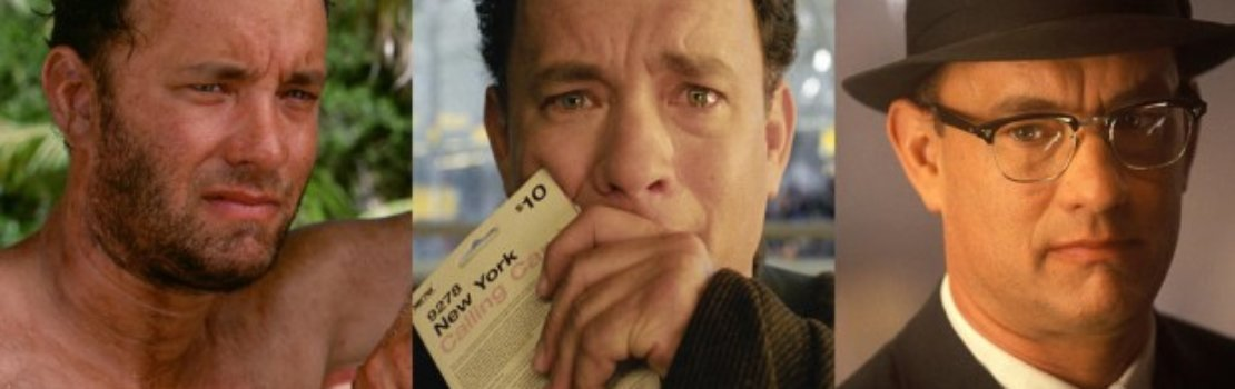 Top 10 Tom Hanks Films!