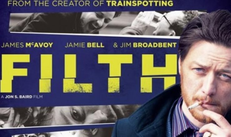 Filth - Accessreel com
