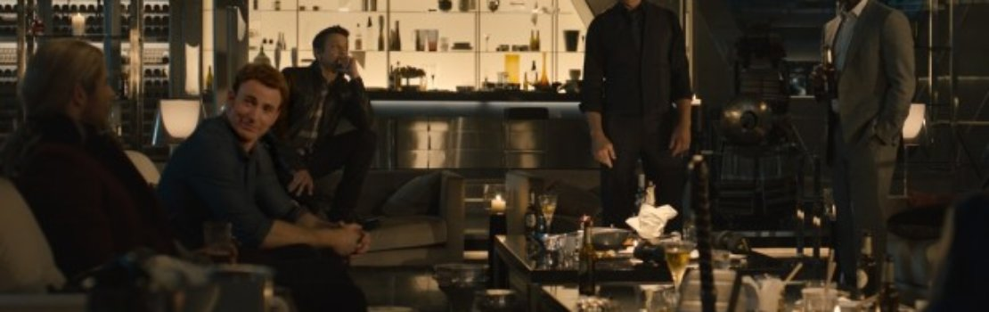 Teaser Debut – Marvel's Avengers: Age of Ultron