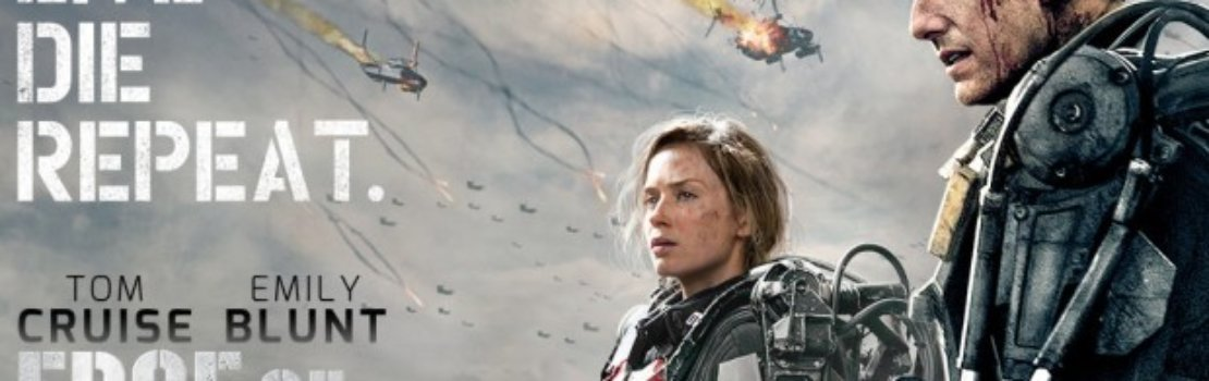 Trailer Debut – Edge of Tomorrow