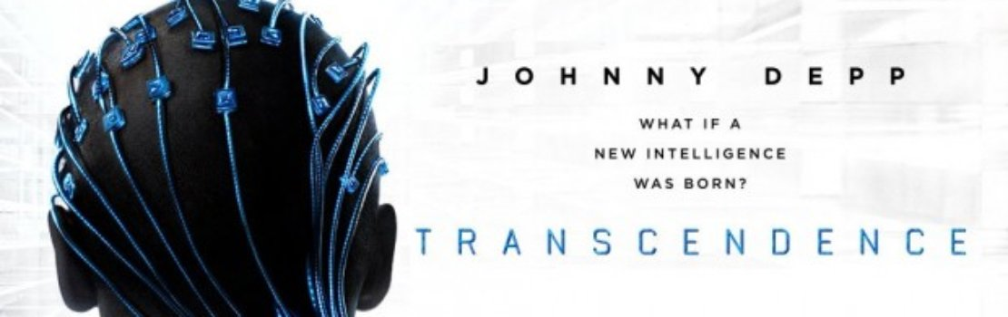 Trailer Debut – Johnny Depp in Transcendence