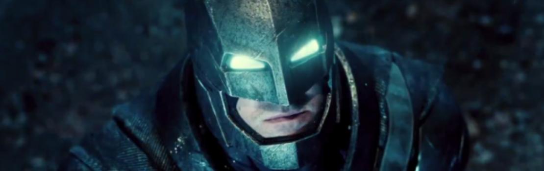 Batman v Superman: Dawn of Justice – Comic-Con Trailer