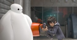 Trailer Debut – Disney's Big Hero 6