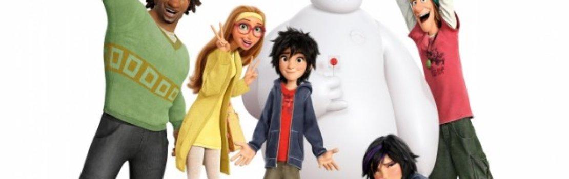 First Look Clip – Disney's Big Hero 6