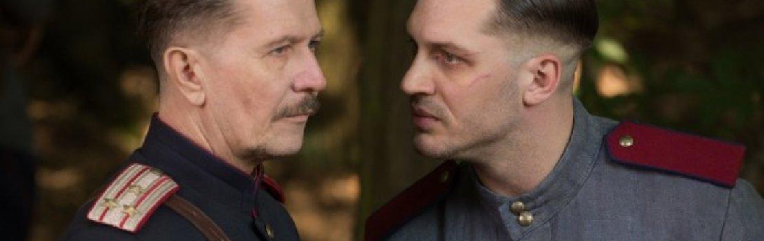 Trailer Debut – Tom Hardy & Gary Oldman in CHILD 44