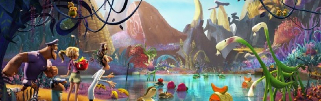 Cheespider Attack – Cloudy With A Chance Of Meatballs 2 Clip