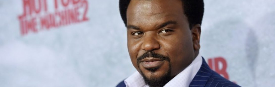 Craig Robinson is coming to Australia and YES Including Perth!