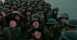 First Poster for Christopher Nolan's DUNKIRK Released
