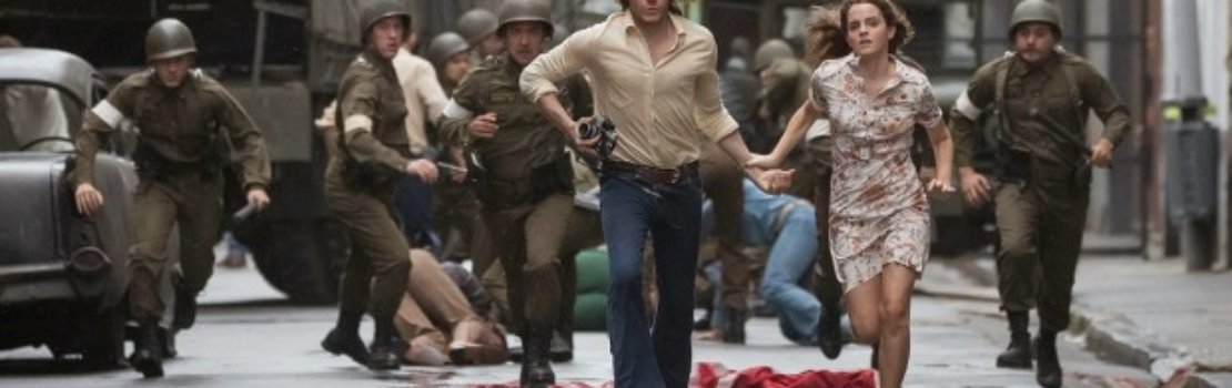 Trailer Debut – Emma Watson in COLONIA