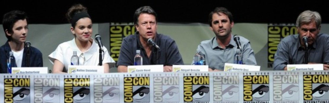 Comic Con 2013 – Ender's Game hits Hall H