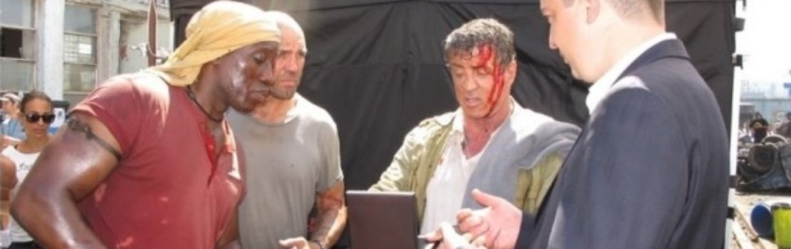 New Cast Image – Expendables 3