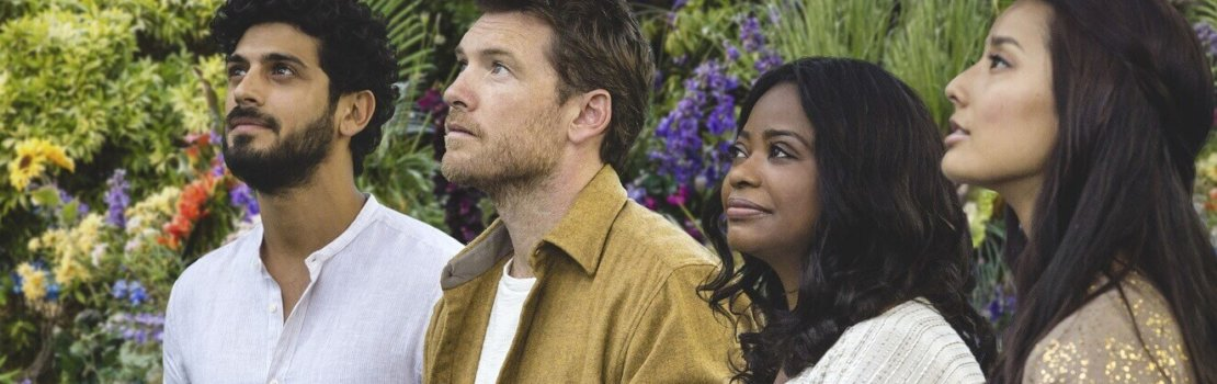 Trailer Debut – Sam Worthington in  THE SHACK