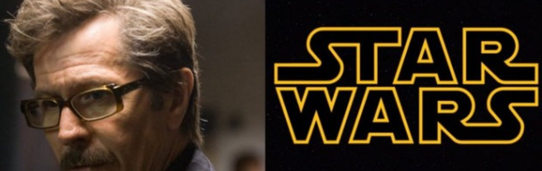 Gary Oldman Approached for STAR WARS VII