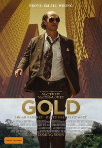 Gold Trailer