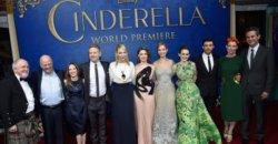 Video – World Premiere of Disney's CINDERELLA
