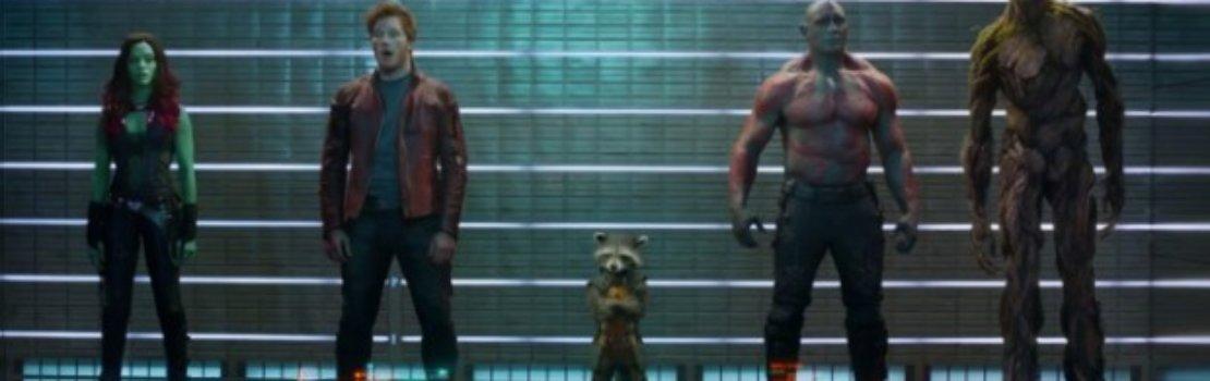 Guardians of Galaxy Nab $600million