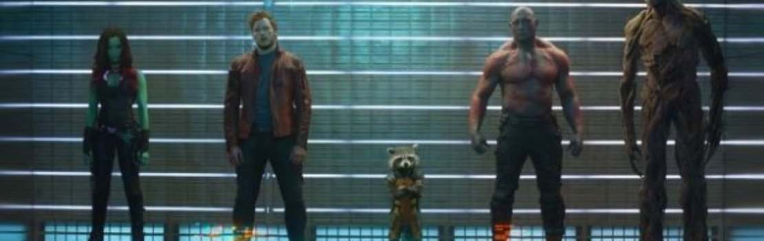 Guardians of the Galaxy–First Image