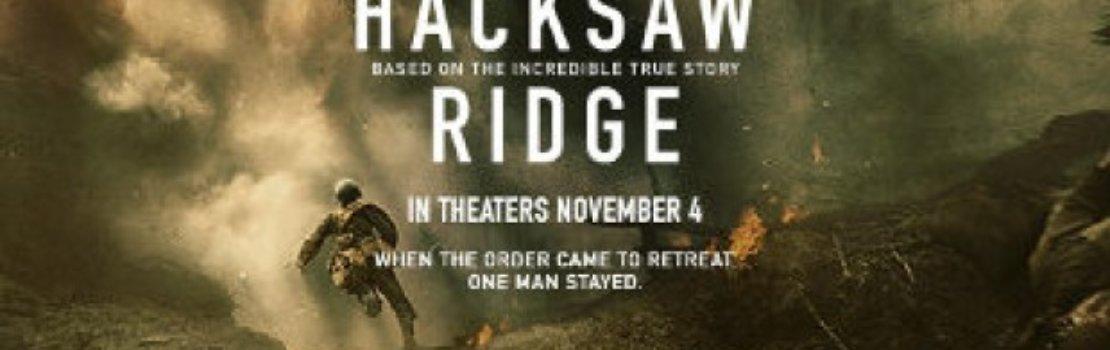 Hacksaw Ridge to have world premiere at Venice Film Festival