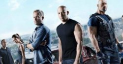 Teaser image from Fast and Furious 7