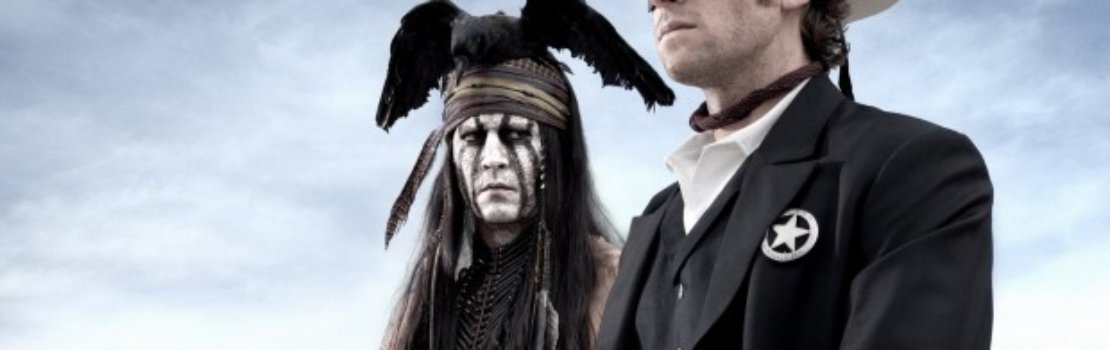 The Lone Ranger Trailer Debuts