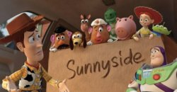 Toy Story 3 – Look on the SunnySide