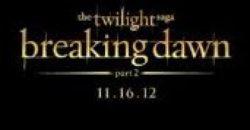 Twilight Breaking Dawn Part 2 Teaser Debuts