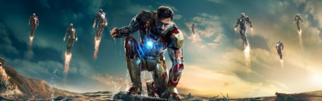 First Clip from IRON MAN 3
