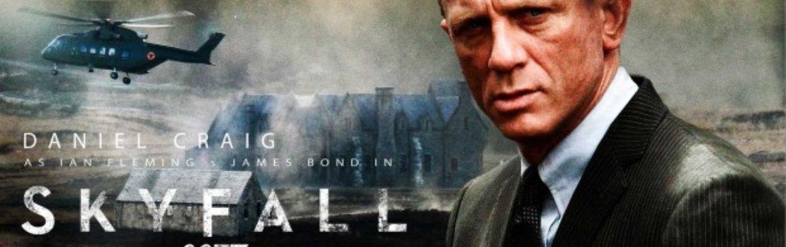 First Look – James Bond Skyfall