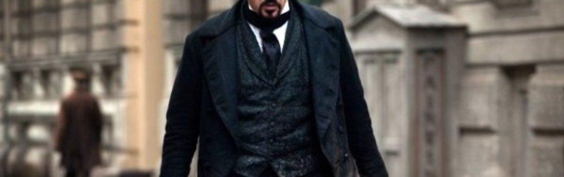 John Cusack is Edgar Allan Poe