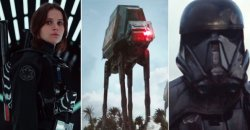 Star Wars: Rogue One Reshoots