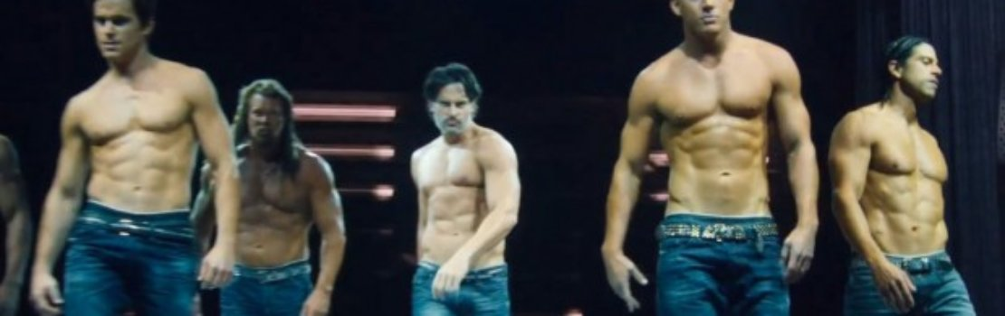 Trailer Debut – Magic Mike XXL