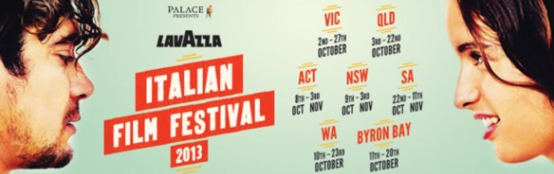 Tickets on Sale to Perth Italian Film Festival!