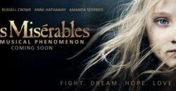 Les Miserables Australian Premiere Video Recap