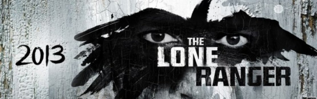 New Trailer for The Lone Ranger