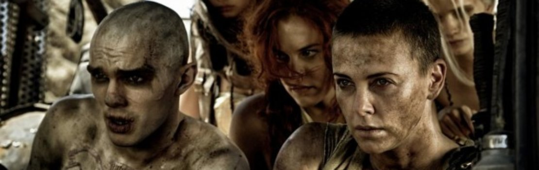 Trailer Debut – Mad Max Fury Road