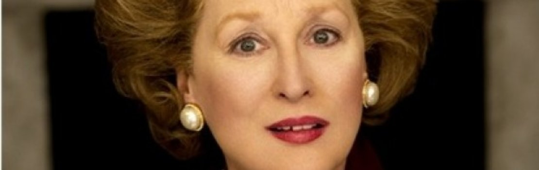 Meryl Streep is The Iron Lady – Brand New Image